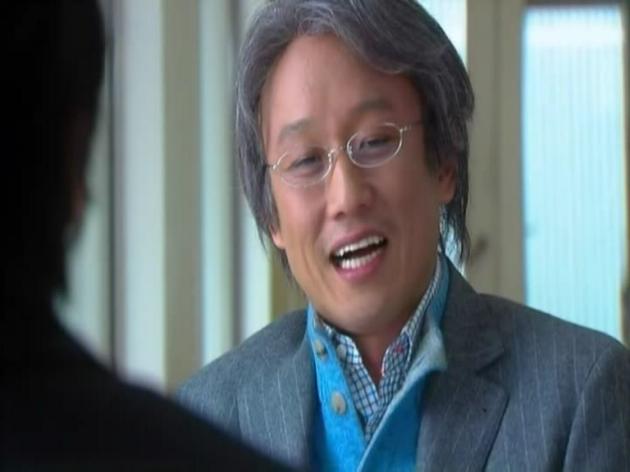 Tanioka Hajime (gurunya Nodame..) baiik hatiii bgt
