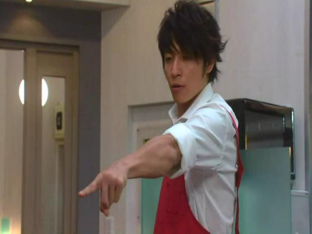 Chiaki yg jago masakk lg marraahh!!!