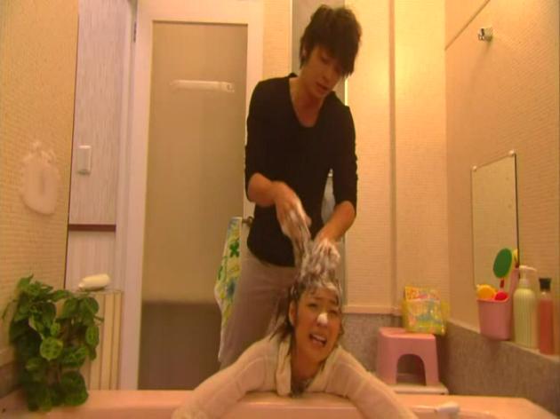 Chiaki paling ga tahan ma bau tdk sedapp dr rambut Nodame