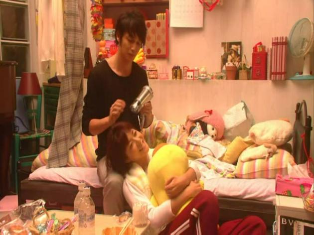 Chiaki ga ngerti kenapa dia melakukan ini semua...