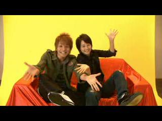NAKATSU SHUICI (co cute) dan MIZUKI ASHIYA (menyamar jd co)