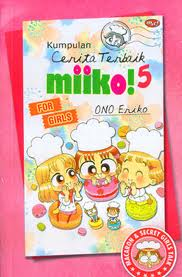 Miiko For Girls, hihihihi :D