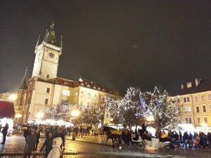 Christmas di Praha