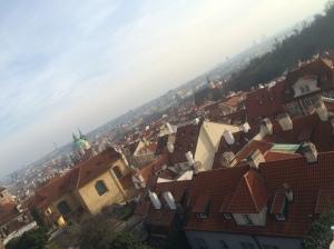 View Kota Praha