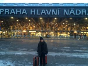 Stasiun Praha Hln