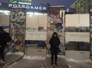 Sisa-sisa Tembok Berlin